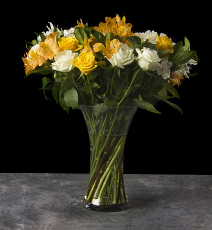 Send your loved one flowers, just because <3