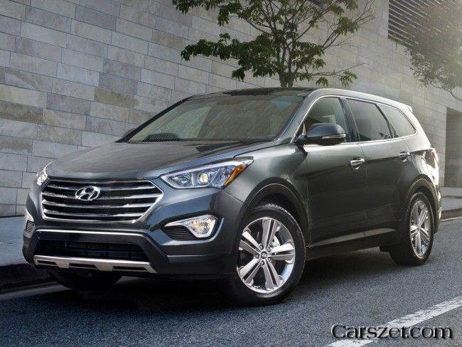 2018-2019 Hyundai is going to release a luxury crossover to compete with the Lexus RX
