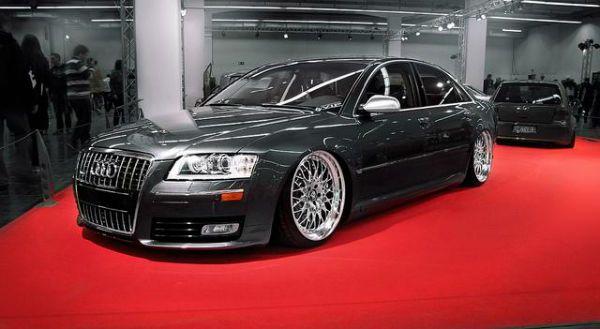 Audi A8 W12 Edition