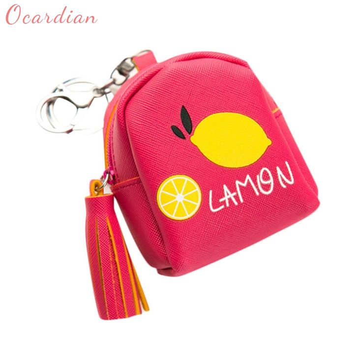 OCARDIAN Women Girls Cute Fashion Snacks Coin Purse Wallet Bag Change Pouch Key Holder 1PC Drop Shipping m13 #Affiliate