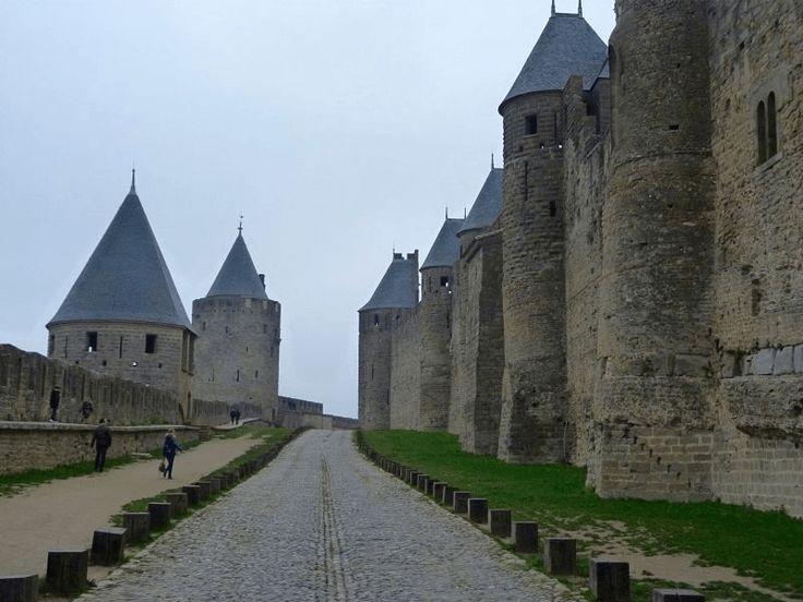 Carcassonne, una visita rápida a la ciudad medieval