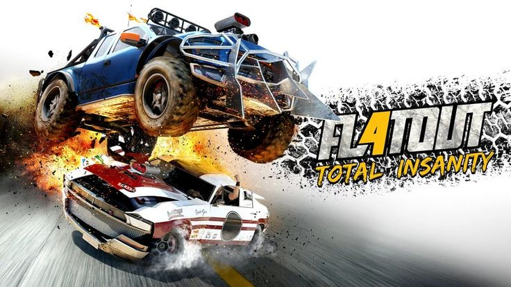 FlatOut 4: Total Insanity review  An Xbox One party racer with crazy destruction