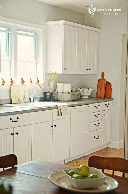 114 best images about painted cabinets diy instructions for Best latex paint for kitchen cabinets