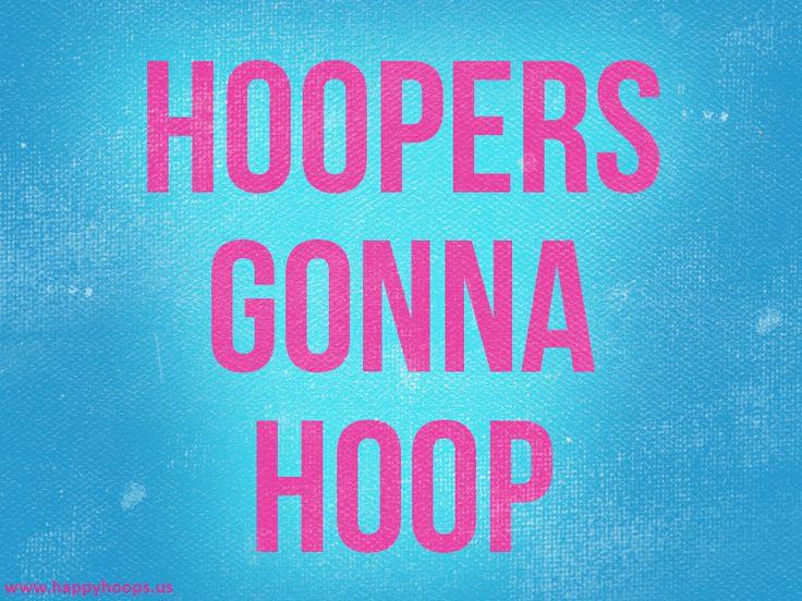 Hoopers gonna hoop