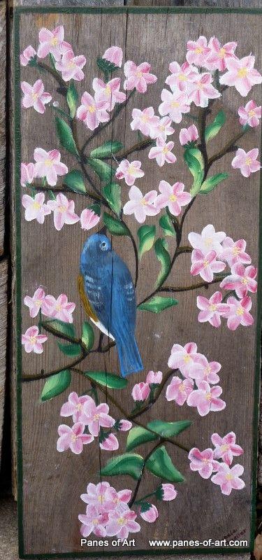 17 best ideas about Window Pane Art on Pinterest | Old window art ...
