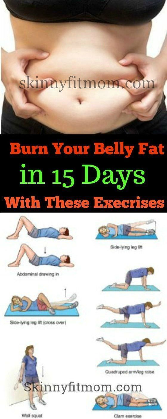 How To Lose Stomach Fat – 13 Simple Exercises To Burn Belly Fat Quickly