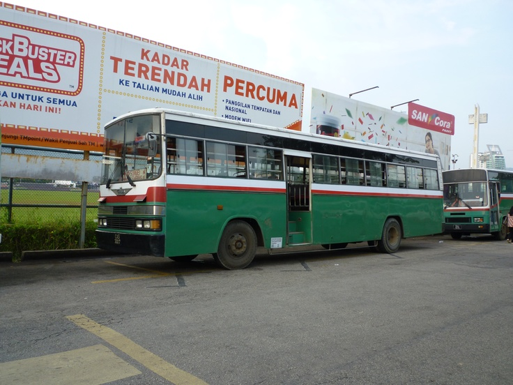 CAS3107 Seng Heng Bus Hino AK3HRK Bus, Hino, Malaysia