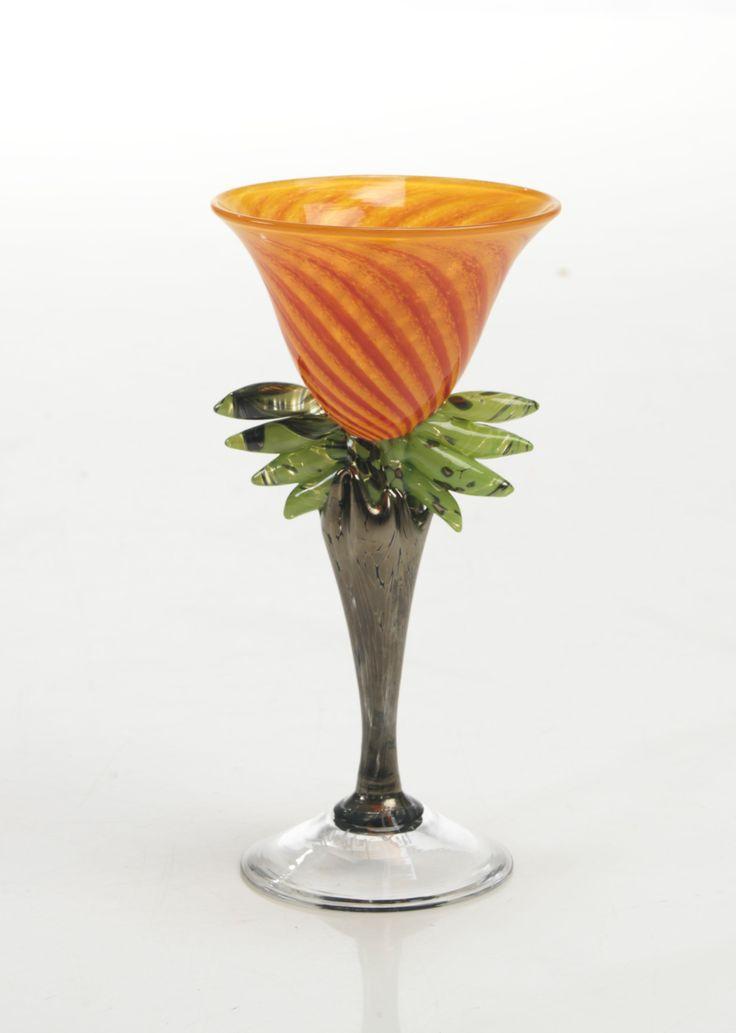 Blown glass by Knapstad glass #blownglass #artglass #handblownglass #glassblowing