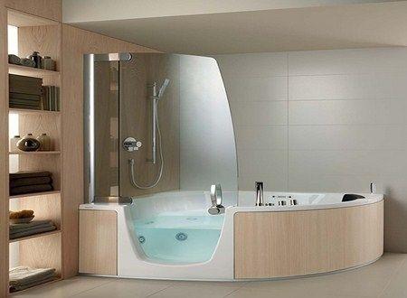 Las 25 mejores ideas sobre ba os lujosos en pinterest y for Ver fotos de cuartos de banos modernos