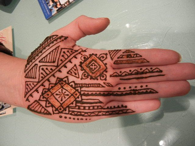 Henna Tattoo How Long Does It Last : Best the colour henna images