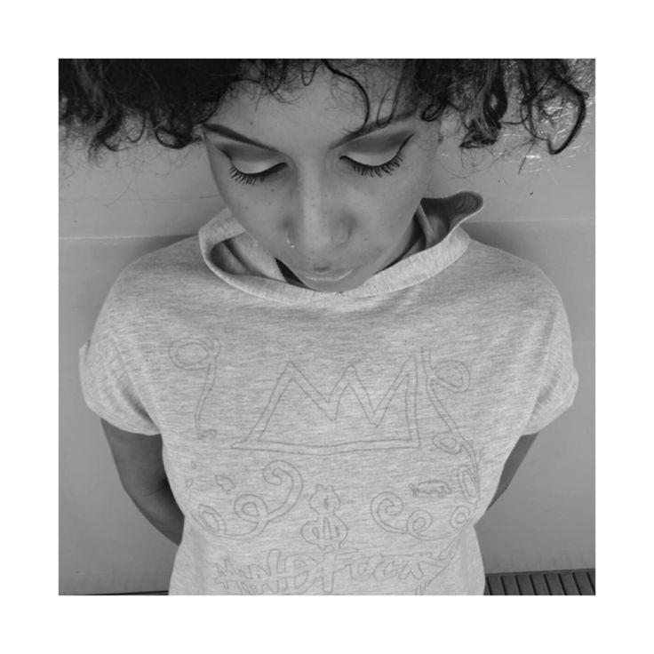 'MIND FUCK' capped sleeve lightweight hoodie in grey www.fform.uk.com #apparel #aw #aw16 #clothingline #fform #photoshoot #love #handmade