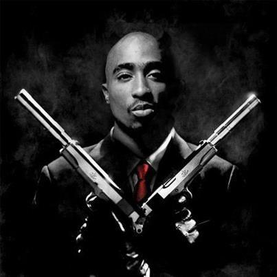 Tupac Wallpaper Thug Life