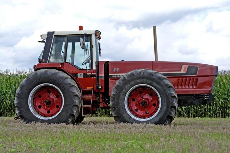 International Harvester anteater Tractors | Case IH Großtraktoren Traktor News