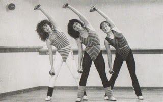 Aerobica - America anni '80