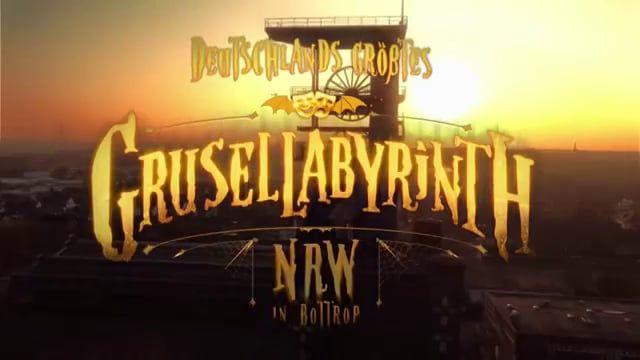 Grusellabyrinth NRW - Teaser