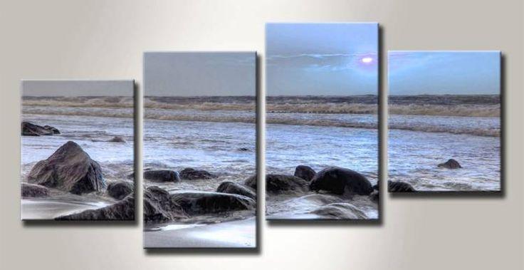 MF_2960313_A / Cuadro Playa azul