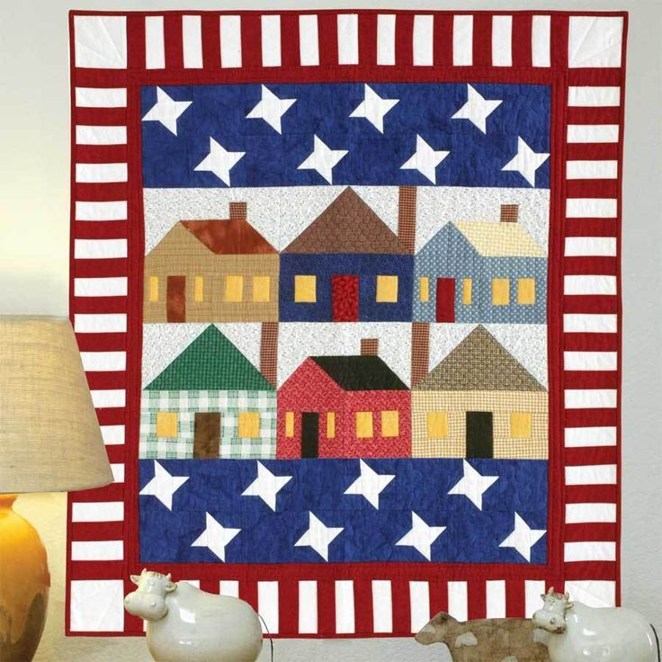 40 best Patriotic Quilt Patterns and Other Projects images on Pinterest Patriotic quilts ...