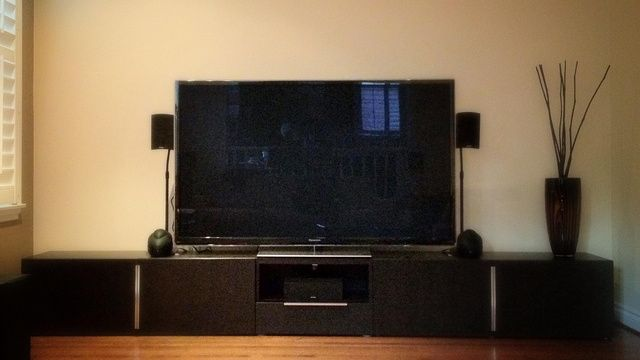 Show Us Your Home Entertainment Center