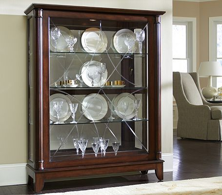 18 Best Curio Cabinets Images On Pinterest