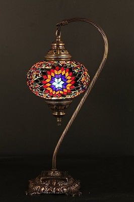 turkish moroccan mosaic lamp M-390