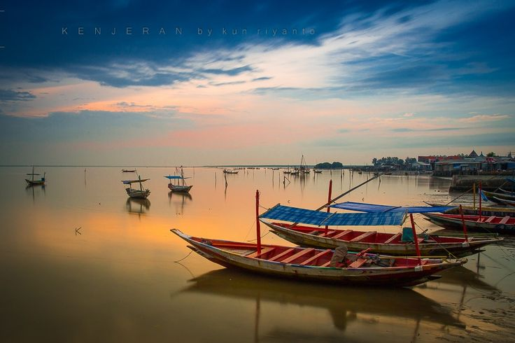 boats on the beach by Kun Riyanto on 500px