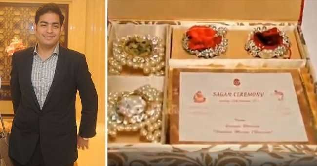Mukesh Ambani Son's 'Rs 1.5 Lakh Wedding Card' Goes Viral