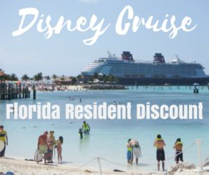 Disney Cruise: Florida Resident Discount: Cruise With Kids: Happiest Cruise on Earth