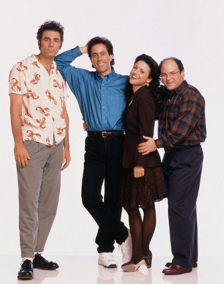 From Soup Nazis to Nuts: 100 Best 'Seinfeld' Characters @anncassity