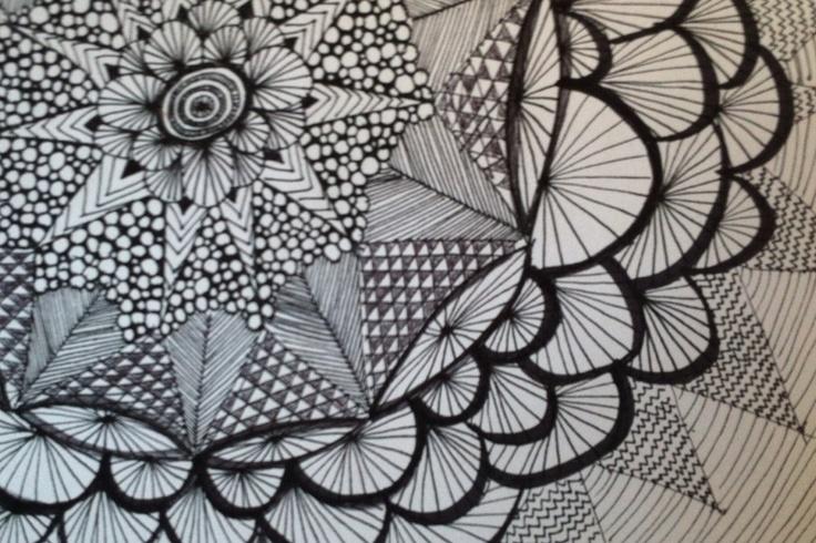Doodle Drawings   EnaEna