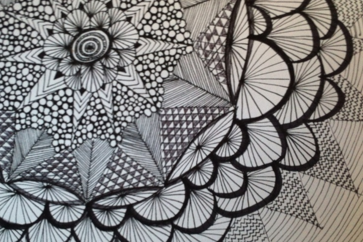 Doodle Drawings | EnaEna