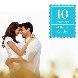 10 signs of a happy relationship