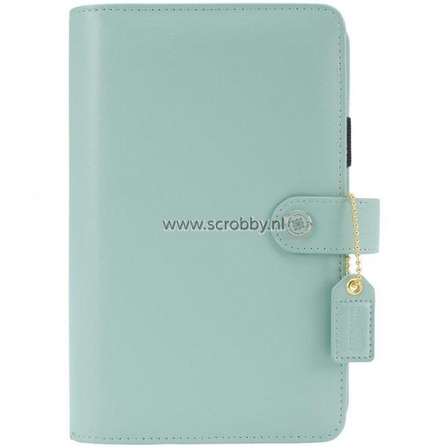 Webster's Pages Color crush A5 Planner kit Light Teal (aangepaste garantie)