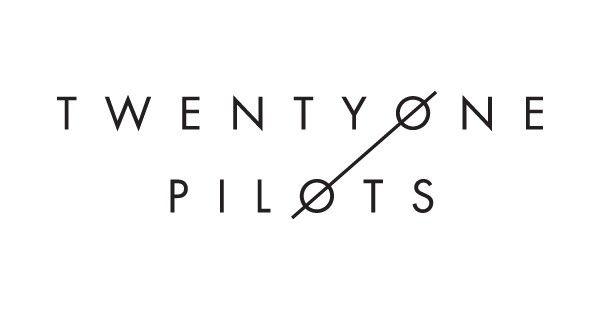 twenty one pilots logo black and white - Google Search