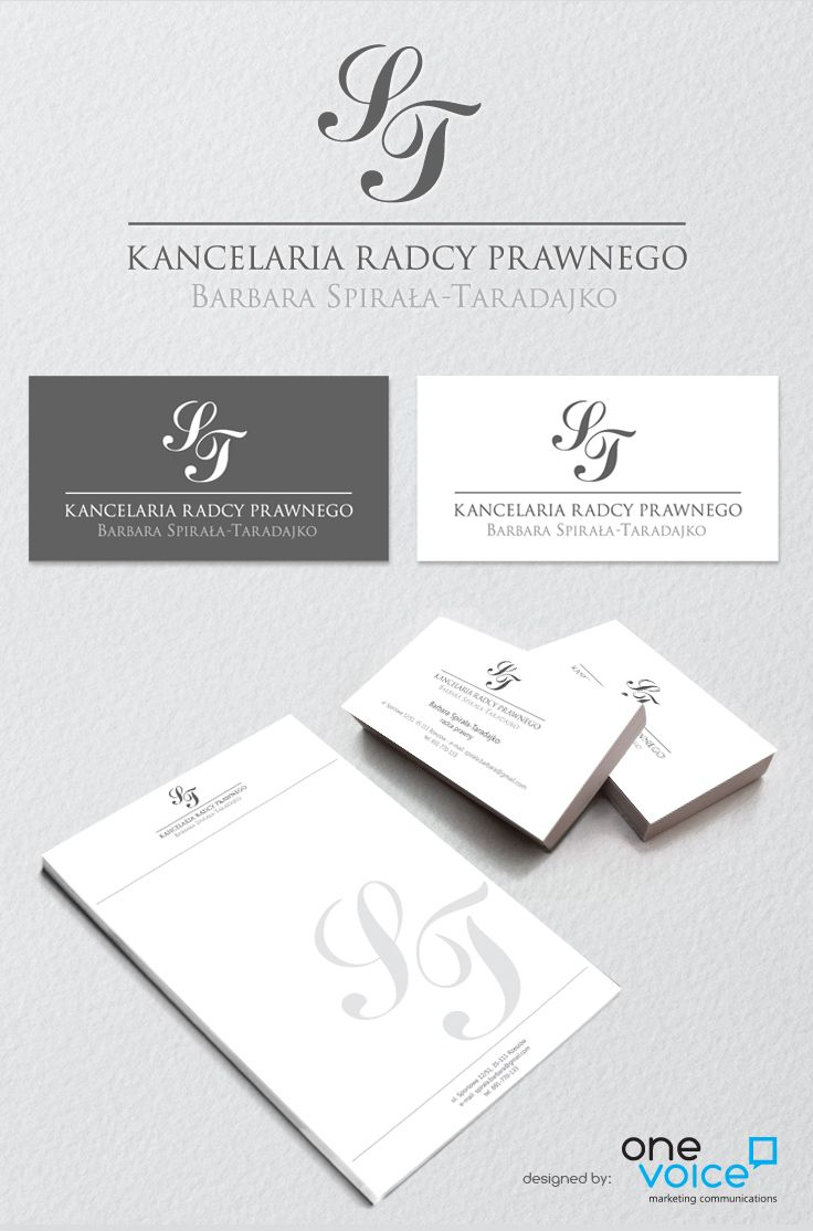 Legal Counsel - brand identity, logo design