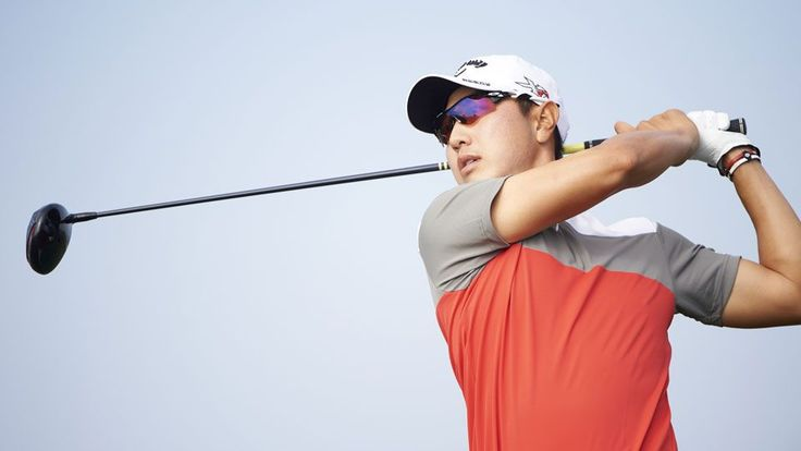 Sang-Moon Bae Practices During Break from Military Service