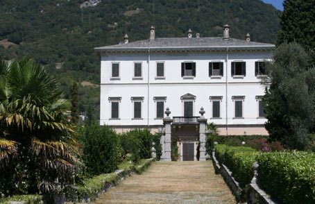 Villa Carlia | Tremezzo #lakecomoville