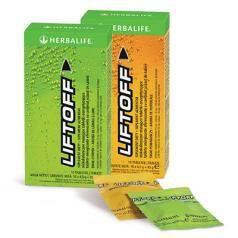 LiftOff® Băutură energizantă cu aromă de lamaie