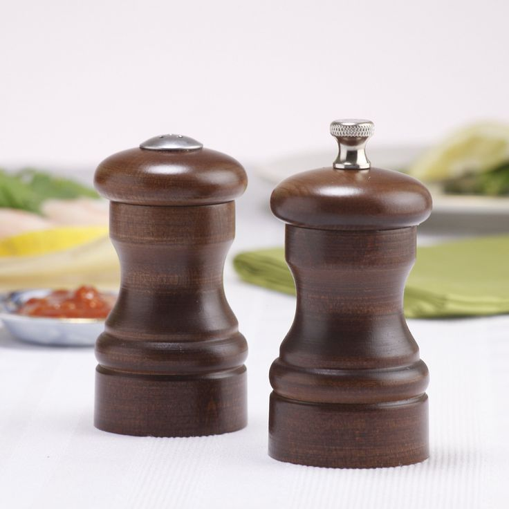 Capstan Salt Shaker Set
