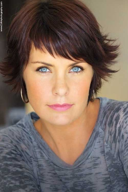 8 Short Haircut for Women 500×749 Haircuts and Color Pinterest