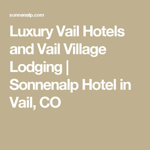 Best 25+ Vail Village Ideas On Pinterest