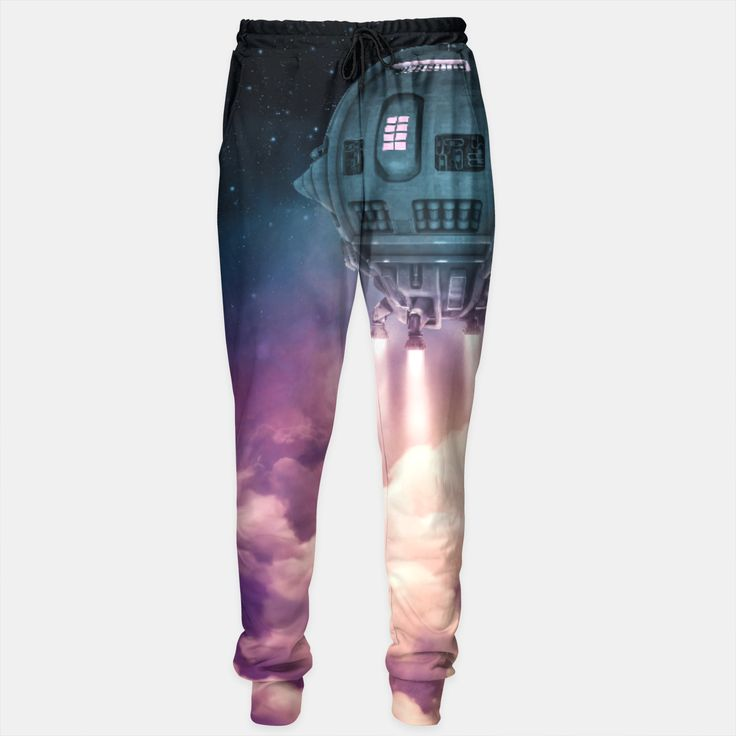 Out of the Atmosphere Sweatpants by Grandio Design 54.95€