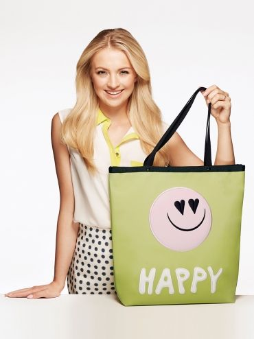 Shopper bag HAPPY