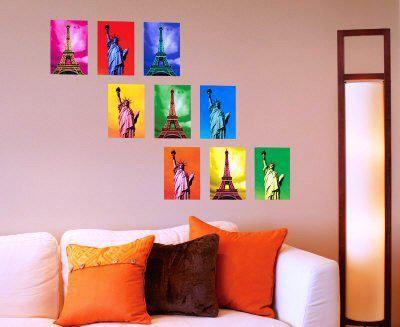 Encuentra el estilo perfecto de decoraci n para tu hogar - Decoracion pop art ...