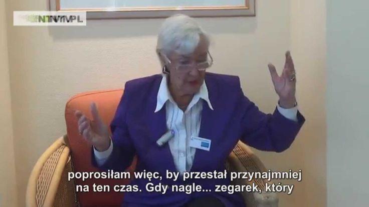 Wywiad dla NTV z dr Rauni-Leena Luukanen-Kilde - 28.11.2014