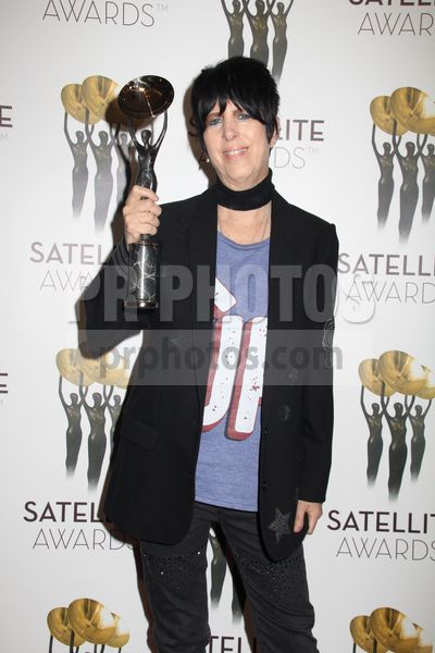 22nd Annual Satellite Awards - Press Room