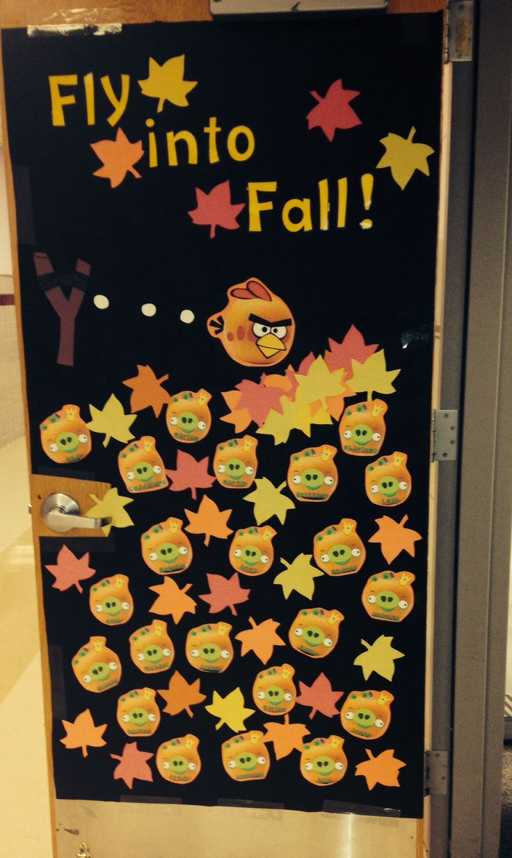 Fall decorations for classroom - Download