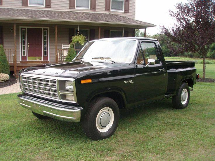 17 best images about 1980 ford stepside on pinterest wood beds trucks and chevrolet silverado. Black Bedroom Furniture Sets. Home Design Ideas