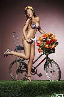 Rowerowa przejażdżka mode on