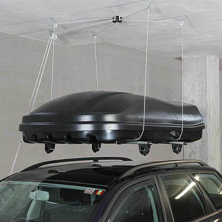 FARAD Dachboxenlift Lift Deckenlift Boxenlift Aufzug