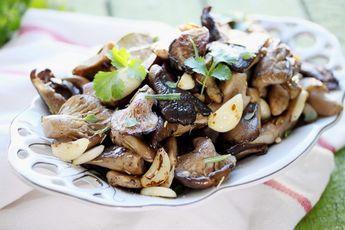 Как правильно пожарить вешенки в домашних условиях: рекомендации по приготовлению грибов